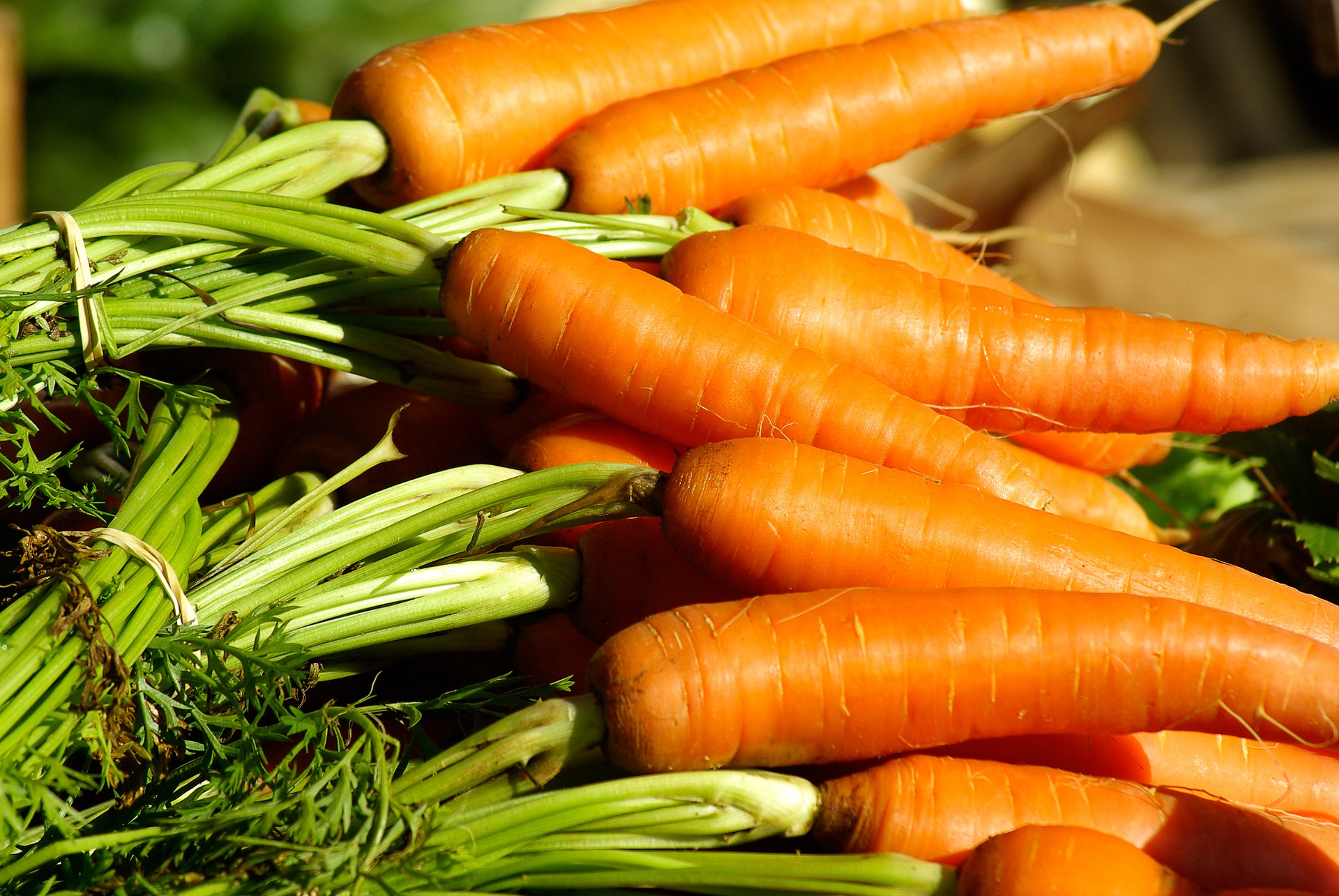 Photo of Weight Equivalents:  Carrots