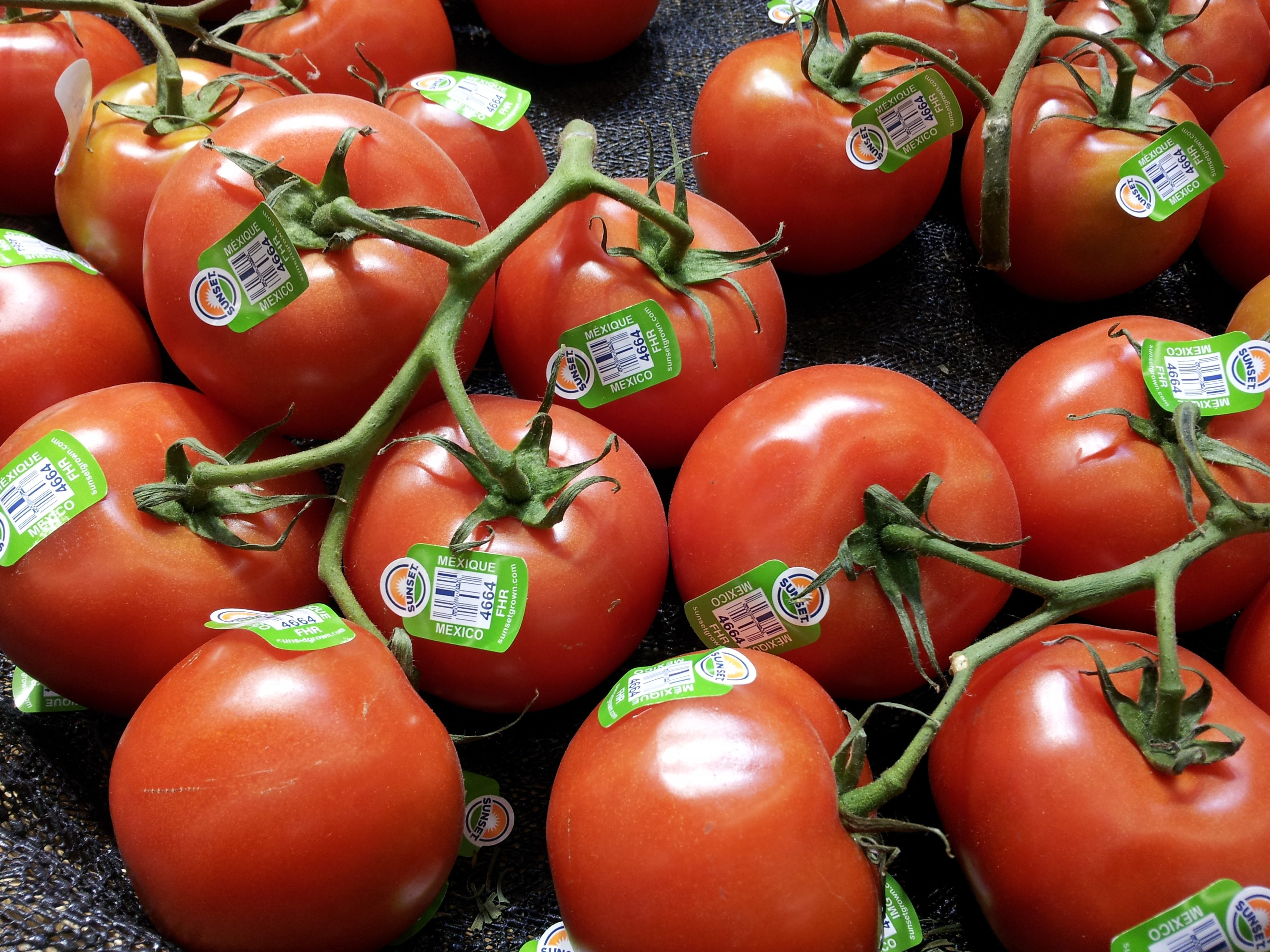 Photo of Weight Equivalents:  Tomato
