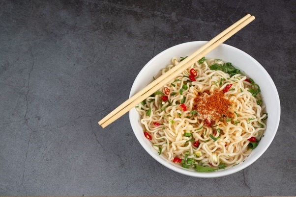 Instant Noodles Nutrients You Didn't Know